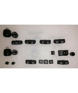 GM radio buttons. Are yours worn? Solve it w/ these new OEM parts.Casset... - $20.00