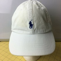 Ralph Lauren Polo White Hat Cap Caps Hats Snapbacks - $15.63