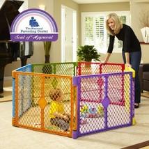 Portable Playpen Child Play Yard Round Baby Gat... - $98.99