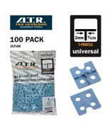 ATR Leveling System 2mm Universal T Spacers - 100 - $49.95