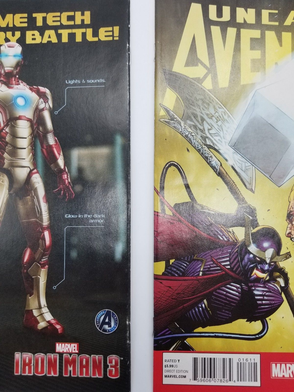 Uncanny Avengers 1-11 14-16 w/ Skottie Young Baby Variant Vol 1 2012 Comic Books image 10