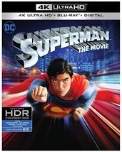 Superman: The Movie (1978)  (4K UHD + Blu-ray + Digital)