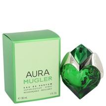 Mugler Aura By Thierry Mugler For Women 1 oz EDP Spray Refillable - $35.95
