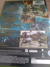 MicroSoft XBox The Lord Of The Rings: The Two Towers image 2