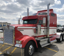 2009 Kenworth W900 For Sale In Crete, Illinois 60441 image 1