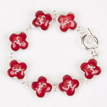 Alabama Quatrefoil Bracelet - $10.87