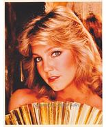 Heather Locklear Gold Fan 8x10 Photo 1735188 - $9.99