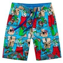 Men's Casual Shorts Beach Shorts Stylish Sport Shorts Quick-dry No.07 - $16.09