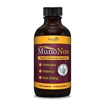 MunoNow - Rapid Immune Support Syrup | Soothe and Calm with Fast-Acting ... - $22.43