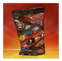 1 Pack - Cars 3 Die Cast Mini Racers, Assorted, 1 Count, Ages 3+ - $4.50