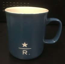 STARBUCKS Reserve Coffee Mug Blue Ceramic 9oz  New Fast Ship!!! - $26.39