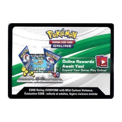 1x Pokemon TCG Online Code Card: Mega Powers Collection Box Sent Via EBAY Email