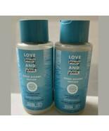 2Love Beauty & Planet Clean Oceans Edition Shampoo Blue Ocean Algae & Eu... - $19.99