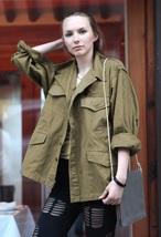 New Unissued French M47 Khaki field jacket Women's coat surplus military... - $30.00