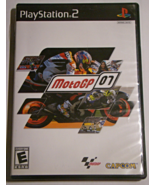 Playstation 2 - Moto GP 07 (Complete with Manual) - $10.00