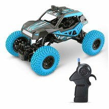 DE32 2.4Ghz Remote Control Off Road Racing Monster Truck Crawler 1/20 Scale