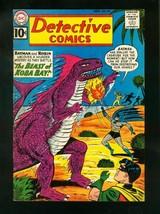DETECTIVE COMICS #297 1961-MONSTER COVER-BATMAN-ROBIN-very good VG - $63.05