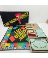 1979 Vintage Las Vegas Junket Board Game by Las Vegas West, Inc Complete!  - $21.78
