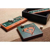 Profile Gifts 6 Classic American Sports Wood Board Peg Game - Football, - $23.44