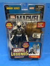 + Marvel Legends 2006 MOON KNIGHT Modok Series New In Package - $39.99