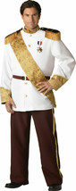 Prince Charming Adult Men's Costume Size 2XL Disney Halloween Eric  - €72,17 EUR