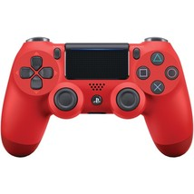 Sony 3001549 DUALSHOCK4 Wireless Controller (Magma Red) for PlayStation4 - $76.16