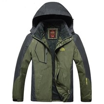 fashion:Autumn Men Outdoor Waterproof Jacket Camping Hiking Jackets Hunting Clim - $51.00