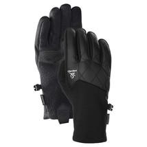 Head Womens Black Hybrid Sensatec Touchscreen Running Gloves Size Small NWT image 1