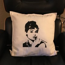 Audrey H Decor Pillow COVER ONLY - $22.00