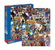 Marvel The Avengers Collage 1000 pieces puzzle Aquarius