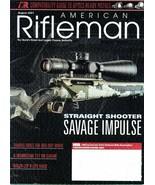 American Rifleman Magazine August 2021 Issue Remington 721 Red Dot Savag... - $8.49