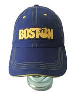 Blue Boston Marathon Adjustable Baseball Cap Hat - $34.99
