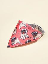 Cartoon Dog Pattern Pet Bandana, Dog bandanas, Cat bandanas, Pet gifts - $13.60