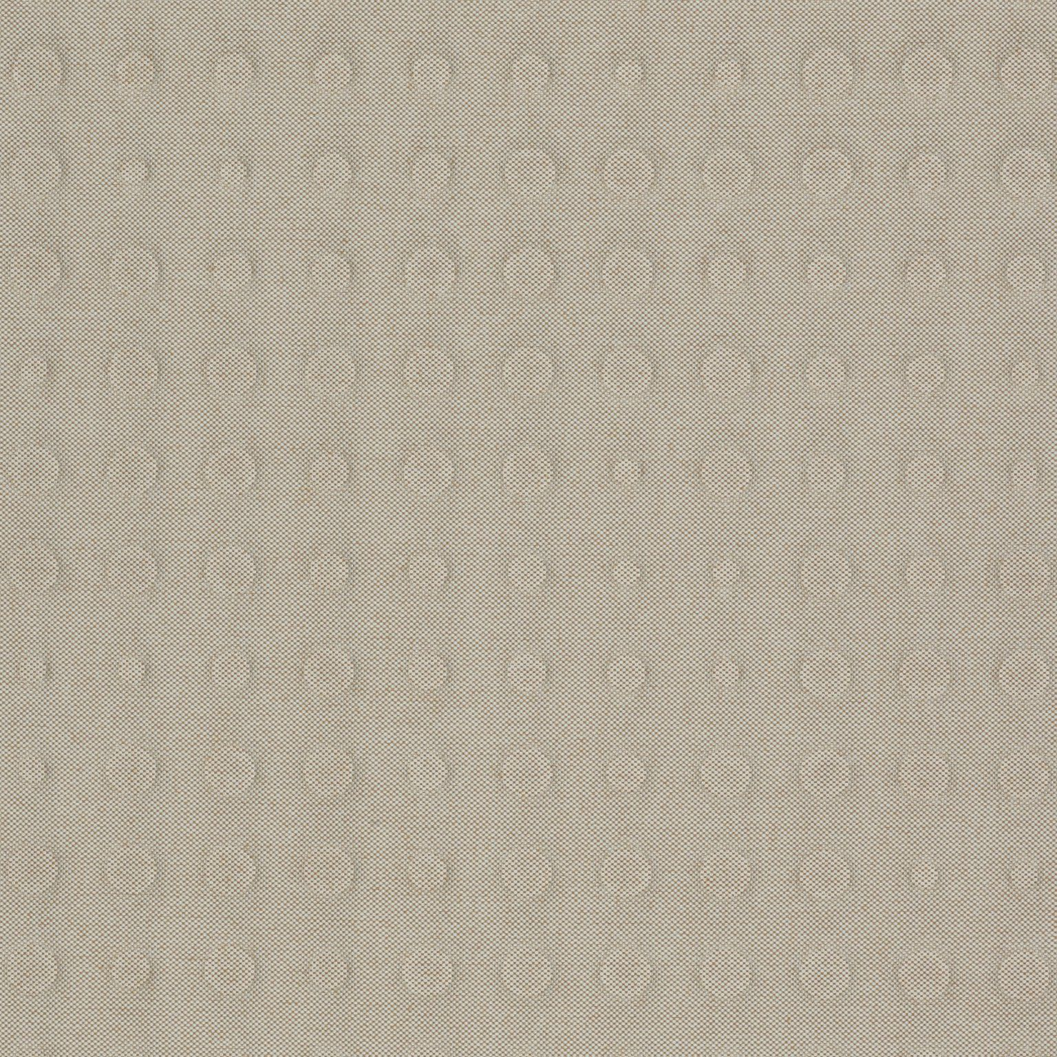 Kvadrat Upholstery Fabric Highfield Cream Quilted Dots 6.5 yards 214 NM
