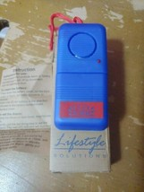 VINTAGE AVON *LIFESTYLE SOLUTIONS* *SAFETY ALARM * *NIB* - $14.85
