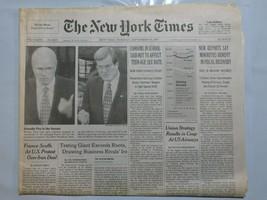 The New York Times 1997 September 30 John McCain Condoms School US Airwa... - $39.99
