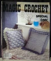 Magic Crochet No.3  Special DMC Vintage Hard to Find RARE - $20.29