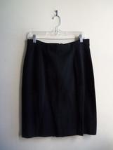 Ann Taylor Stretch Pencil Skirt, Black, Solid, Rayon Blend, Size 10, NWT - $50.01
