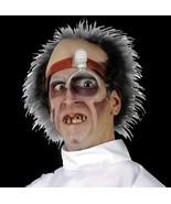 Psycho Surgeon DR KILLER DRILLER HEAD PIECE Mad Scientist Doctor Wig Top... - $9.87