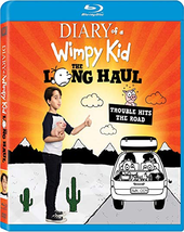 Diary of a Wimpy Kid: The Long Haul [Blu-ray, 2017]