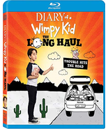 Diary of a Wimpy Kid: The Long Haul [Blu-ray, 2017] - $3.95