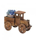 Rustic Antique Truck Planter - £19.82 GBP