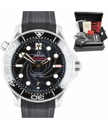 OMEGA Seamaster Diver 300M Co-Axial James Bond 42mm Watch 210.22.42.20.0... - $7,493.47