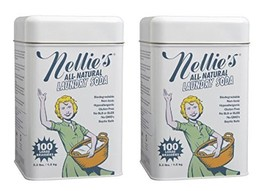 Nellie's All Natural Laundry Soda, 3.3 lbs 2