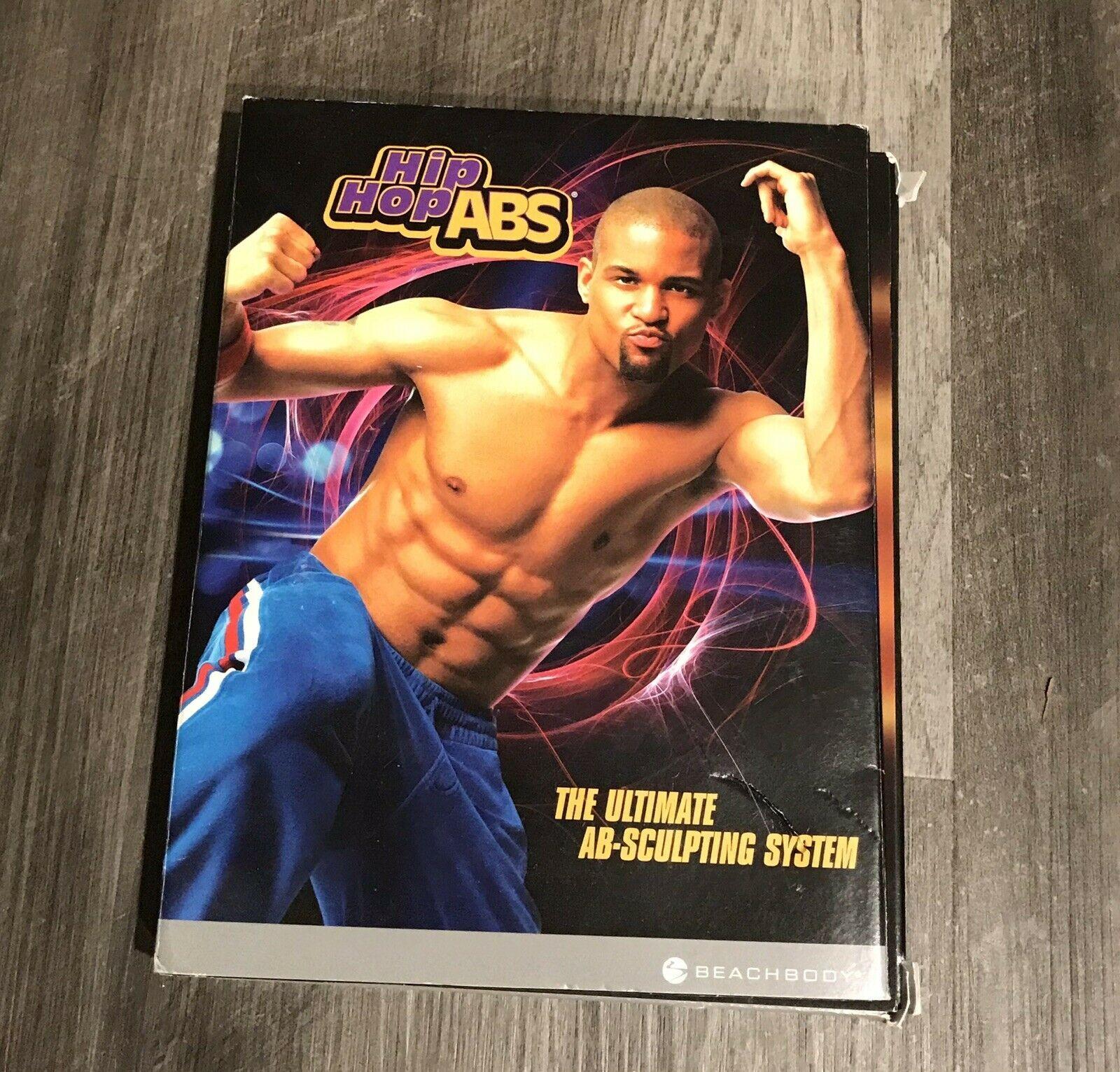 Beachbody Hip Hop ABS 3 DVD SHAUN T'S HIP HOP ABS ULTIMATE AB SCULPTING SYSTEM image 3