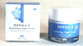 Derma-E Hydrating Night Cream - 2 oz. - Exp. 12/22  Boxed - $16.99