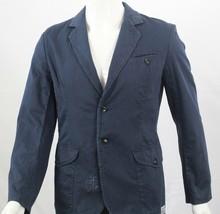 G-Star Raw Men's TR Blazer Jacket, Indigo Blue, Size 50 BNWT $280 - $69.75