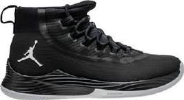 Men's Nike Jordan Ultra Fly 2 897998 010 size 10.5-12 Black Basketball Shoes - $63.35+