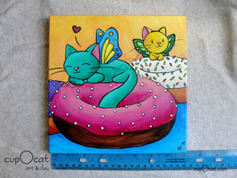 Donut kitties  5  thumb200