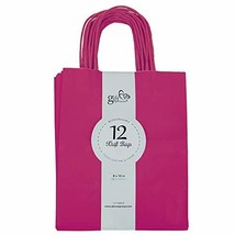 12CT MEDIUM MAGENTA BIODEGRADABLE, FOOD SAFE INK & PAPER, PREMIUM QUALIT... - $34.92